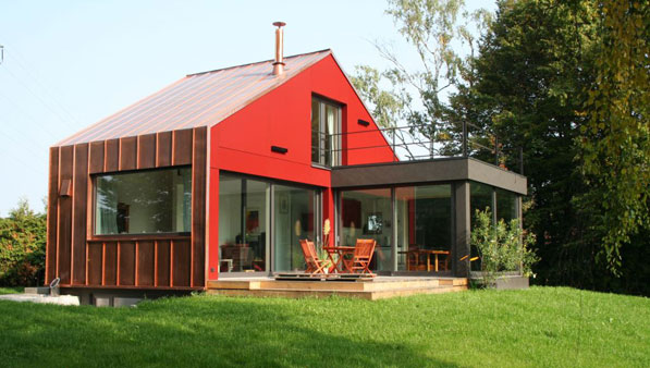 Wochenendhaus Bauen wochenendhaus bauen - home ideen